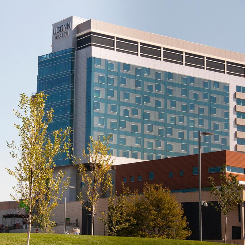 John Dempsey Hospital