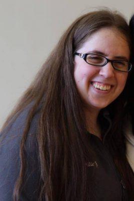MD/PhD student Allie Goetjen
