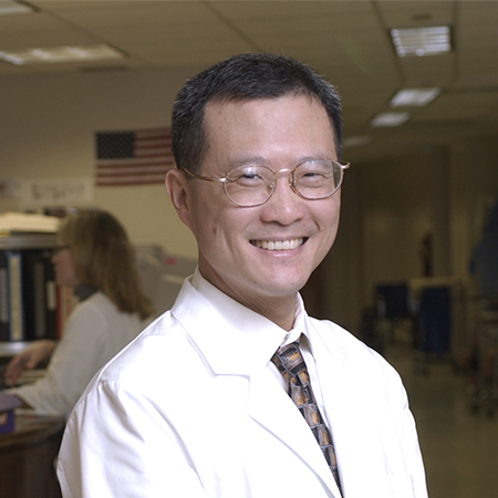 Past Dean Bruce T. Liang, MD, FACC