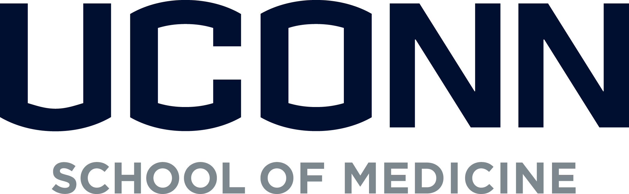 UConn School of Medicine Wordmark