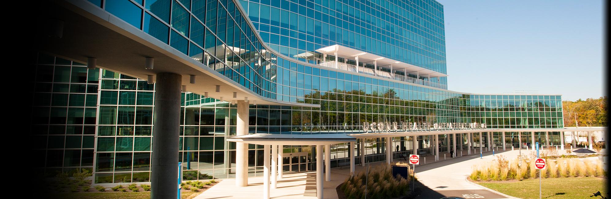 UConn Health Center Outpatient Pavillion