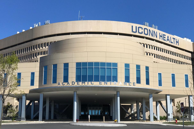 UConn Health Academic Building