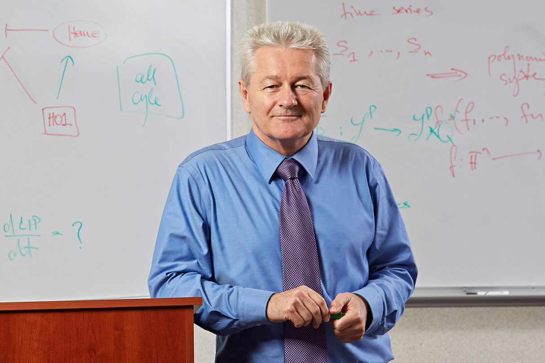 Reinhard C. Laubenbacher, Ph.D.